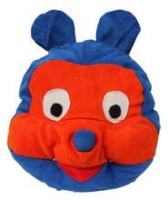 Dekor World Colorful Monkey #Pillow.  #Pillows #KidsRoom #KidsPillows