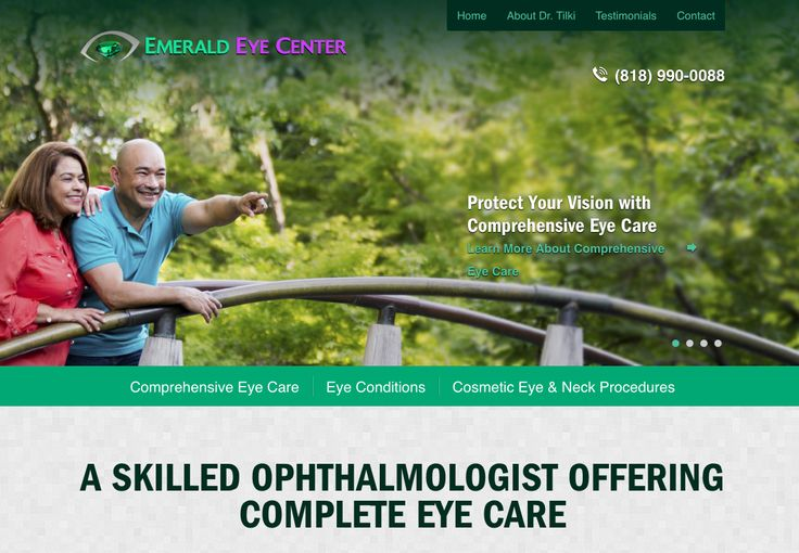 Photo: Emerald Eye Center www.emeyecenter.com