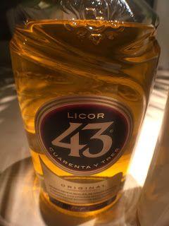 LICOR 43   cokefridge