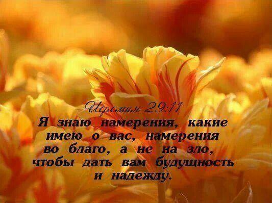 Иеремия 29:11