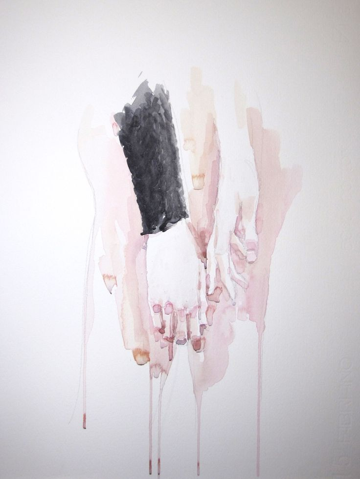 AW 2015 Watercolor by A. Mancini