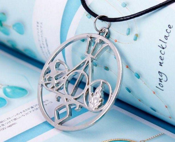 NASZYJNIK MIX HARRY POTTER Hunger Games FAN Gift