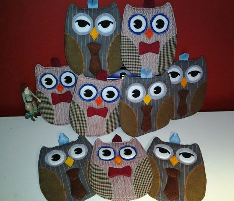 Doctor Who Owls
