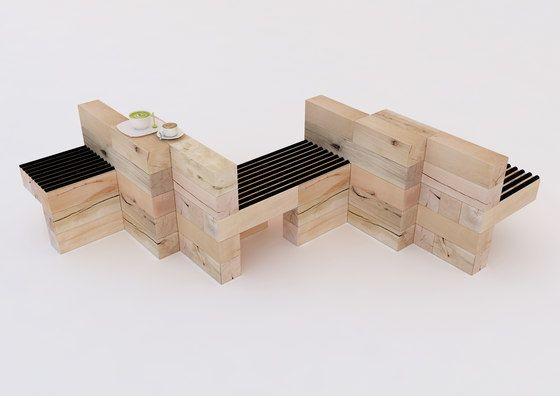 CRAFTWAND® - lounge seating design by Craftwand   Waiting area benches