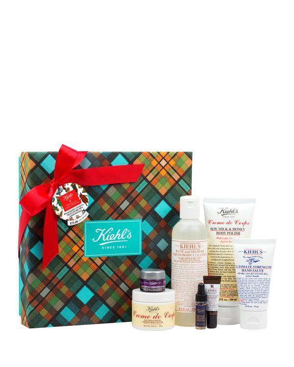 Kiehl's Since 1851 Signature Spa Essentials Gift Set - Bloomingdale's Exclusive