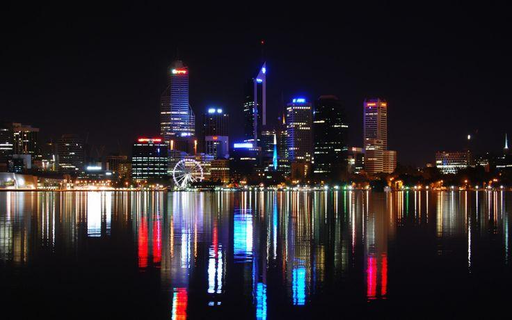 Perth Australia Perth Parks