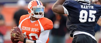 Betting tale of the tape: College Football Senior Bowl - 01-23-2014