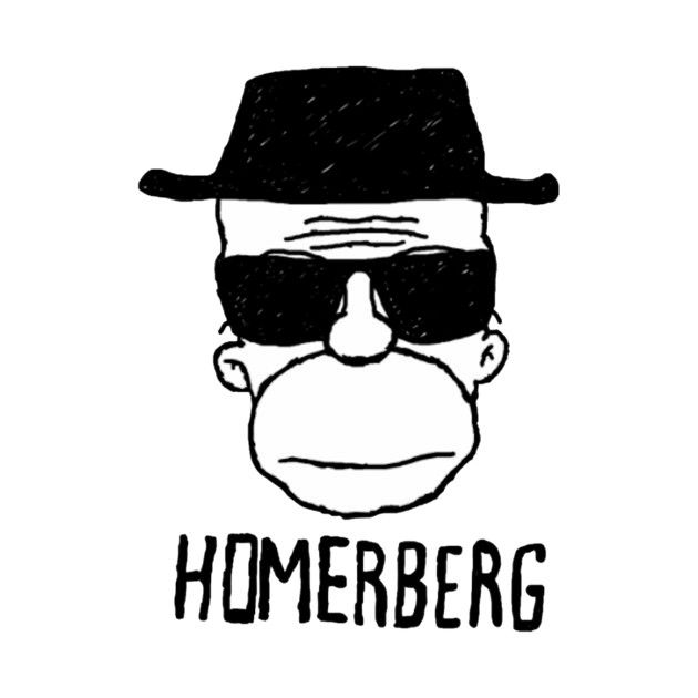 Check out this awesome 'Homerberg' design on @TeePublic!