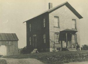 1859 US Senator William Seward sells Harriet Tubman house in Auburn, New York