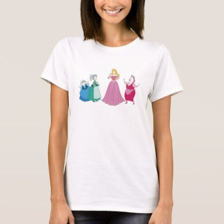 Sleeping Beauty Disney T-Shirt - click to get yours right now!