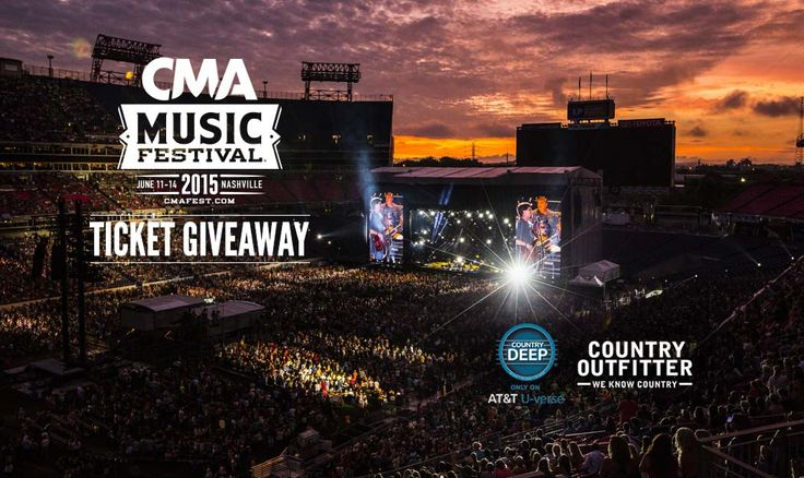 CMA Fan Fest Ticket Giveaway