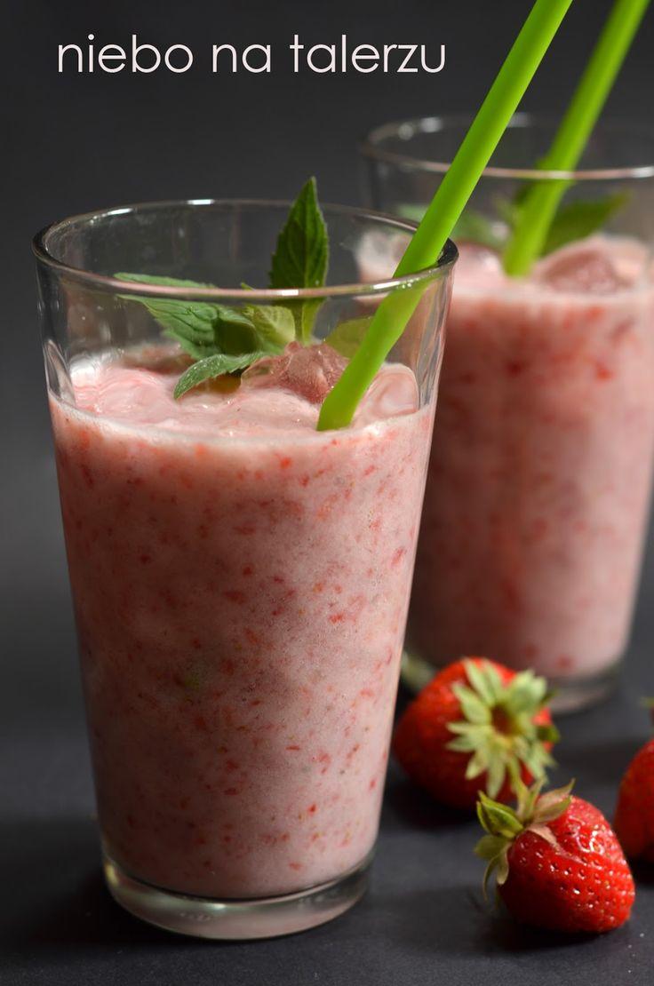 niebo na talerzu: Łatwe przepisy na koktajle z owoców i warzyw