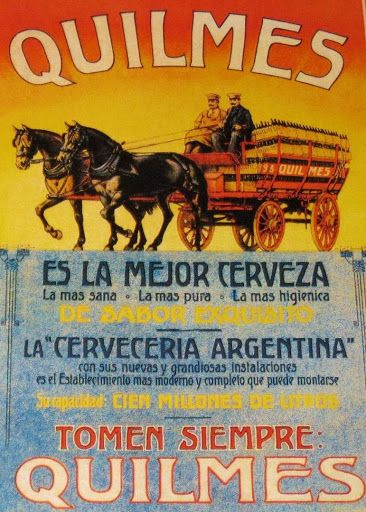 "Antigua cervecería Quillmes - ... .. ... .."" With Love, The Argentina Family~ Memories of Tango and Kugel; Mate with Knishes"" - Available on Amazon"