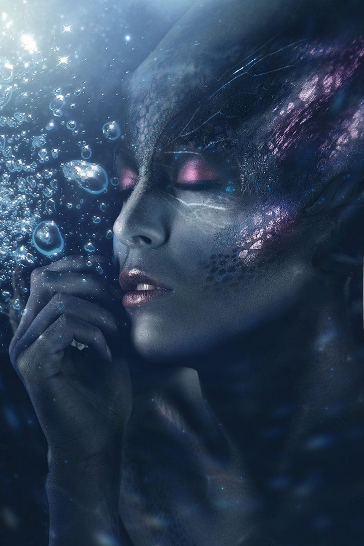 Water Elemental ToF by ^Battledress on deviantART