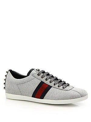 bd3937721e21 Gucci Sparkle Sneakers