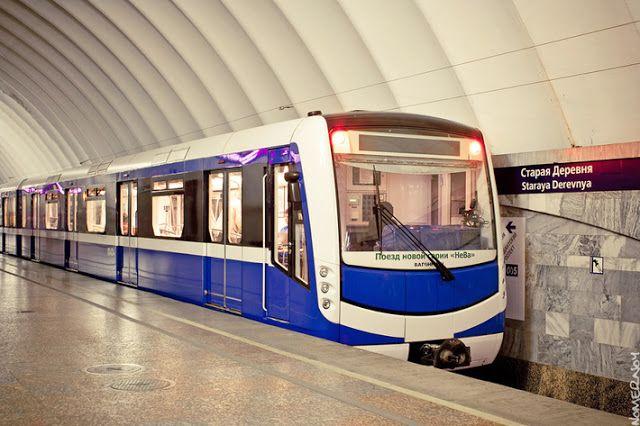 "Транспортный блог Saroavto: Санкт-Петербург: ""Вагонмаш"" передал метрополитену ..."