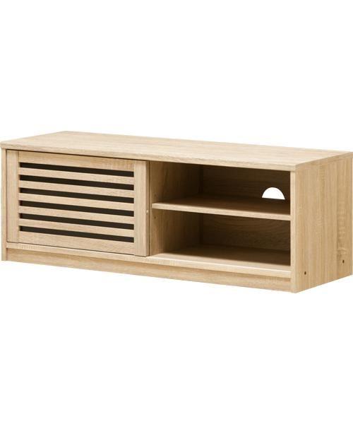 テレビボード(ライン 40 SO): テレビ台・リビング収納 - 【ニトリ】公式通販 家具・インテリア通販のニトリネット