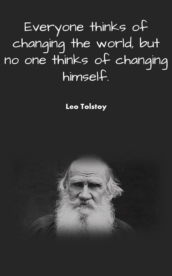 Leo Tolstoy Philosophical Quotes Famous Philosophy Quotes Famous Philosophers Quotes