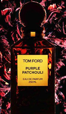 Purple Patchouli Tom Ford perfume - a fragrance for women and men 2007
