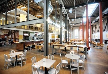 Northgate Mall Food Court North Bay