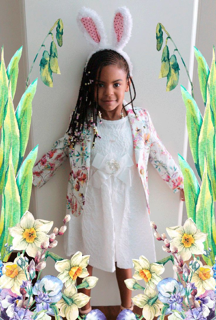 Blue Ivy Carter My Life Easter April 2017