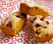 Raspberry Friands by makeitperfect