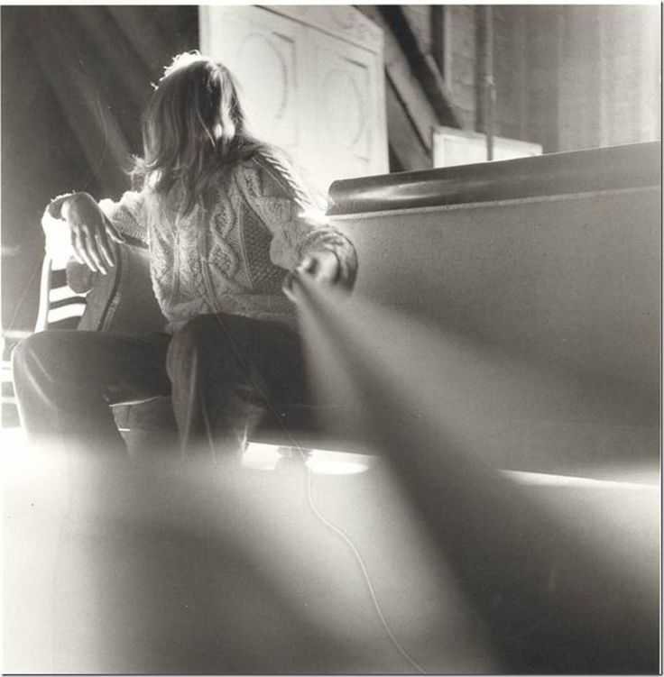 Francesca Woodman: Self portrait at 13, 1972. Her archive contains 800 photographs taken between her first photographs at 13 and her death at 22.