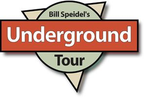Bill Speidel's Underground Tour of Seattle:  Ticket Prices  $16.00 Adults (18-59 yrs)  $13.00 Seniors (60+ yrs)  $13.00 Students (13-17 yrs or w/valid college ID)  $8.00 Children (7-12 yrs)  Kids under 6 may find the 90 minute tour challenging.