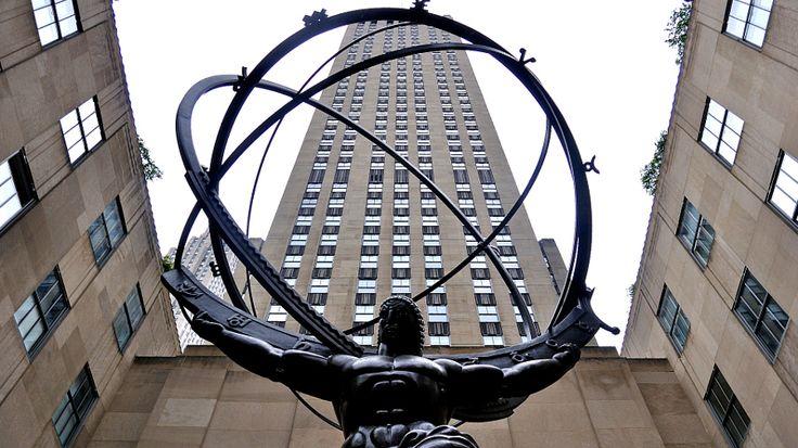 Rockefeller Center by Manuel Giral - Photo 144801345 - 500px