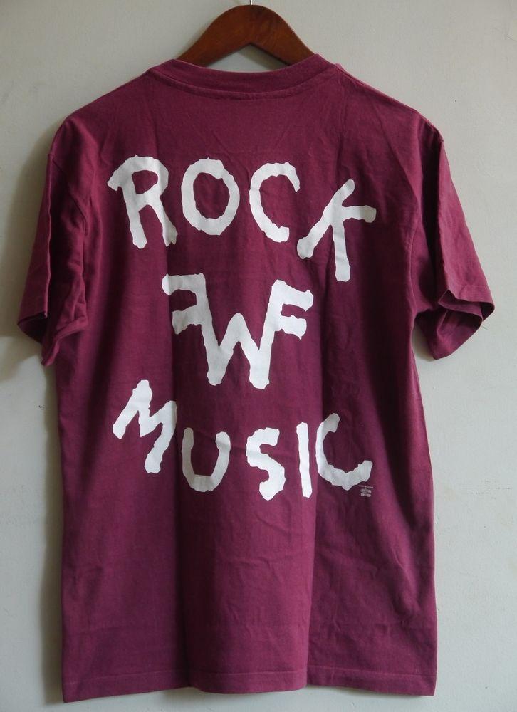 vintage 1994 90s WEEZER ROCK MUSIC t-shirt #Winterland #weezer