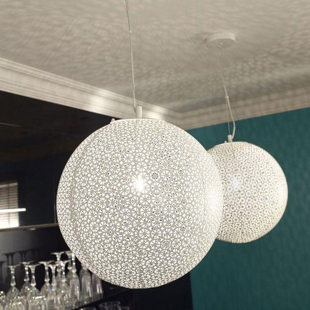 Les 25 meilleures id es concernant massive luminaire sur pinterest house id - Suspension grand diametre ...