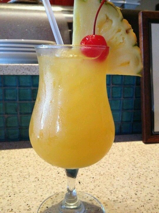 Jamaican Cowboy 1/2 oz Malibu coconut rum 1/2 oz DeKuyper Peachtree schnapps 1 oz white tequila 1 1/2 oz pineapple juice 1 1/2 oz orange juice 1 1/2 oz triple sec #recipe #recipes by rochelle