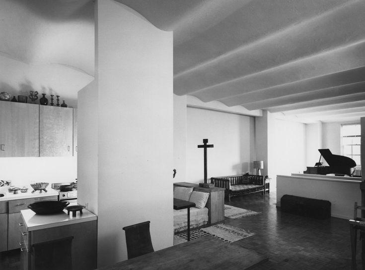 Westbeth Artists' Housing, Richard Meier (1970)