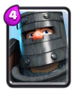 Clash Royale Príncipe Oscuro