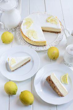 cheesecake delizia al limone