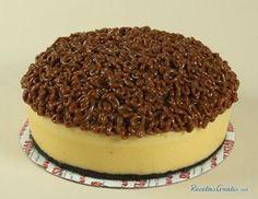 Tortuga cheesecake  - http://www.recetasgratis.net/Receta-de-Tortuga-cheesecake-receta-11824.html