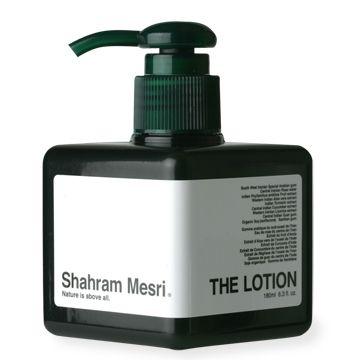 Shahram Mesri/THE LOTION 5500yen アーユルヴェータの知恵をもとに開発された美容液