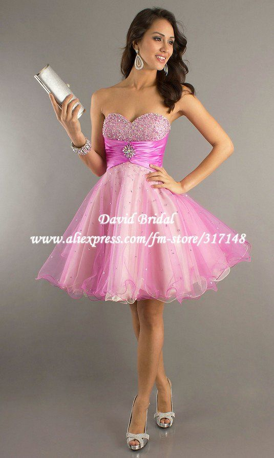 73 best Pink Fashion Galore!!! images on Pinterest | Evening gowns ...