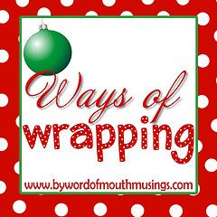 ways to do Christmas wrapping