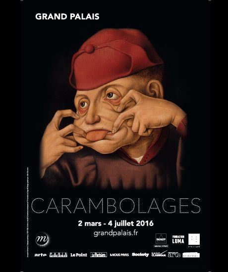 Carambolages - Grand Palais - 4 juillet