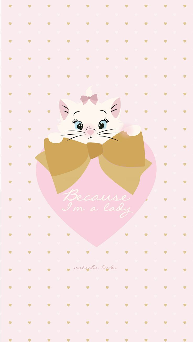 The Aristocats iphone wallpaper by Natacha Birds