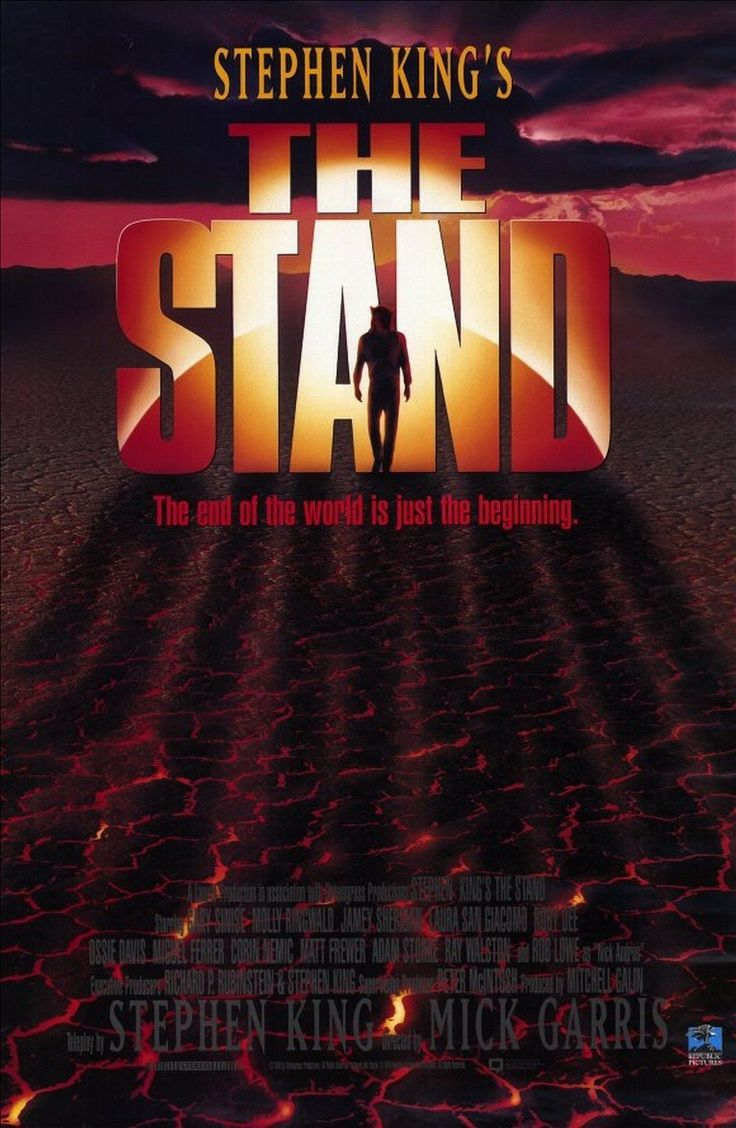 Stephen King's The Stand Cover Poster Art