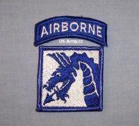 US army shop - Nášivka - 18.výsadkový sbor