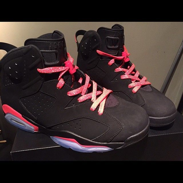 AJ6 | Swapped them out with 55