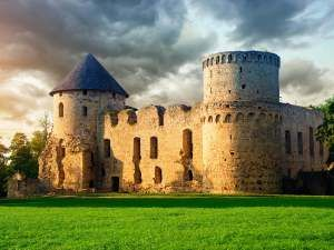 cesis-latvia-castle