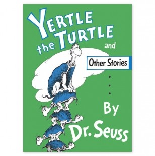 Yertle the Turtle:)  What's it really about??
