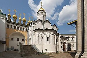 CHURCH OF THE DEPOSITION OF THE ROBE #moscovery #moscow #church #deposition #robe