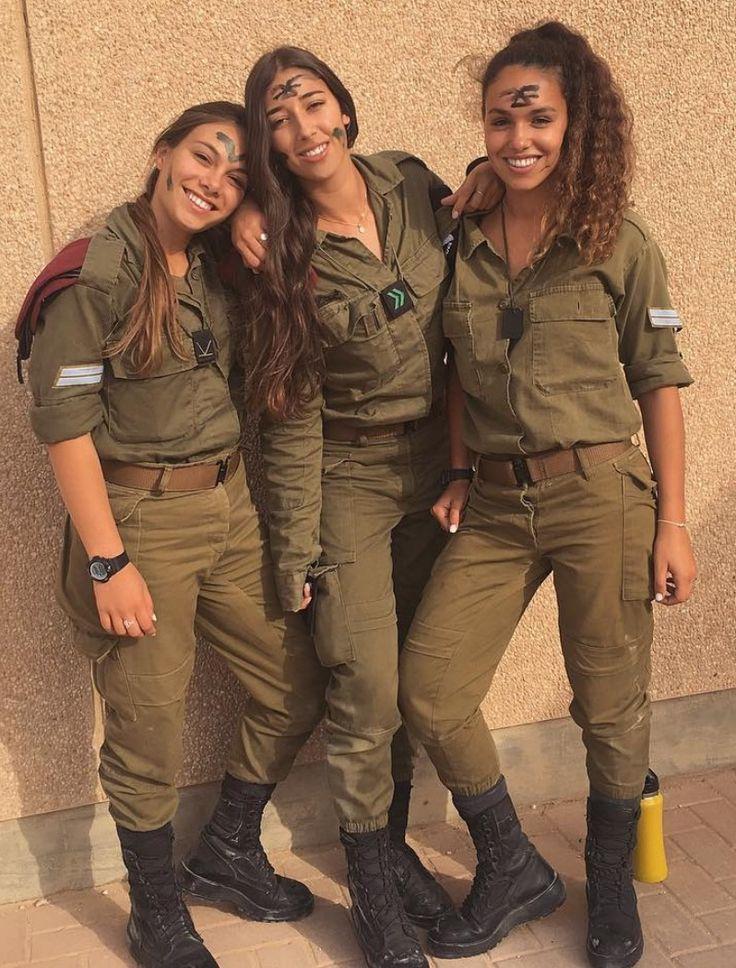 israeli defense force girls nude