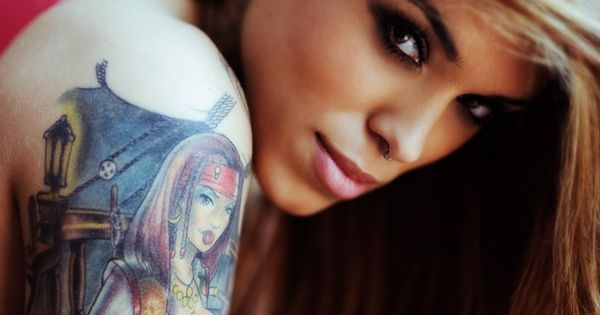 Arabella drummond Girls with tattoo and Girl wallpaper on Pinterest
