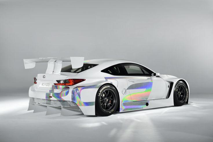 제 84회 제네바 모터쇼에서 세계 최초로 공개되는 RC F 스포츠 쿠페의 레이싱 컨셉트 'RC F GT3 컨셉트' . | Lexus Facebook ▶ www.facebook.com/lexusKR   #Lexus #LexusRCFGT3 #RCF #GT3 #Concept #GenevaMotorshow #Car